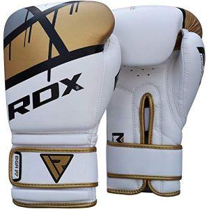 RDX Ego Series Maya Hide Leather Training Gloves